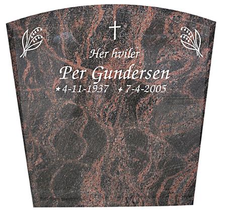 9 Orkdal Skrift- og Steinhuggeri